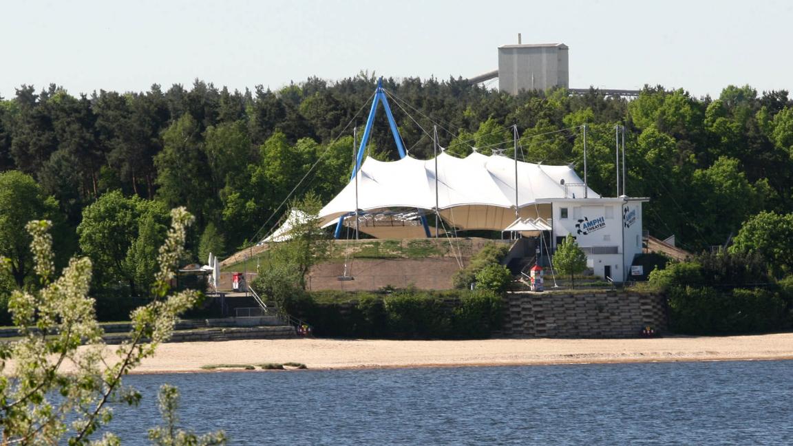 Amphitheater am Senftenberger See